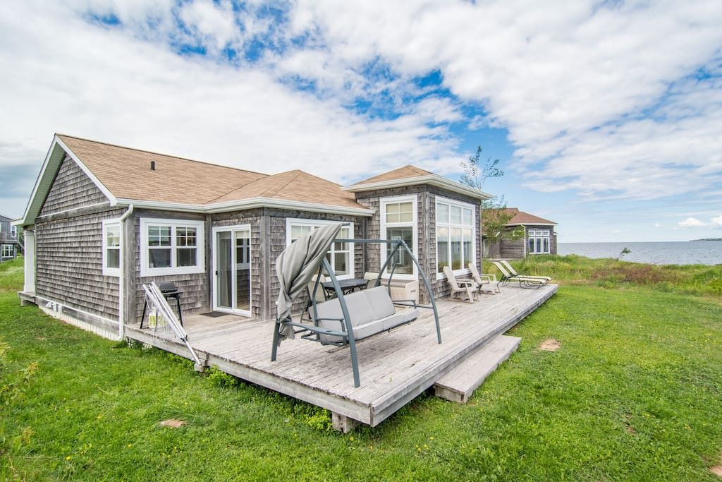 cottage rentals new brunswick