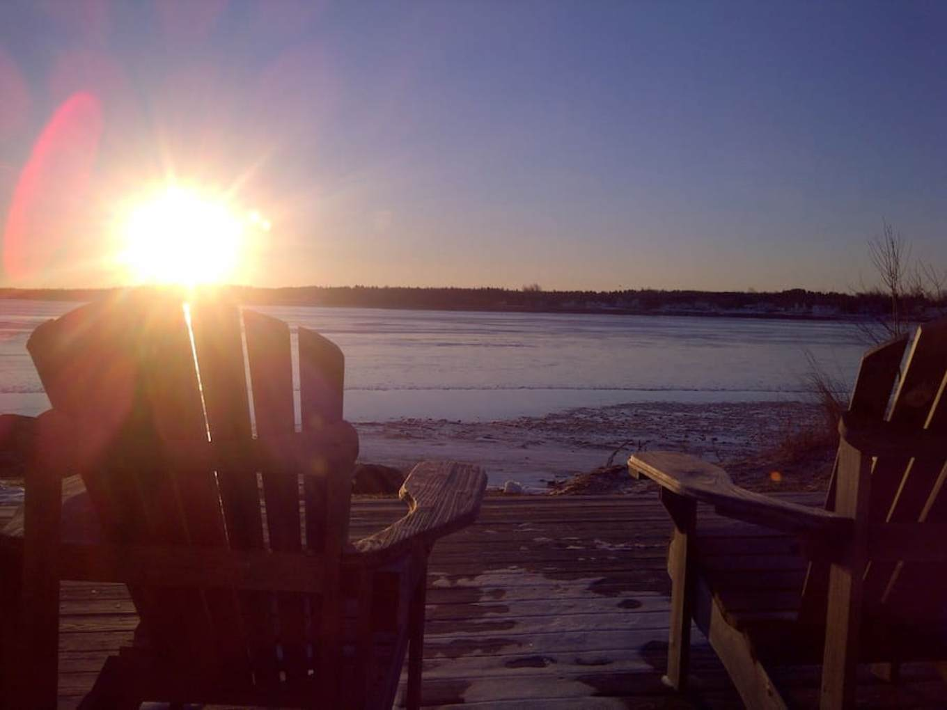 weekend cottage rentals new brunswick